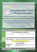 Navigating New Terrain in Physical Education - IPPEA Conference