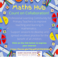 Maths Hub - Count on Collaboration