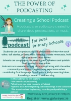 The Power of Podcasting: Creating a School Podcast
